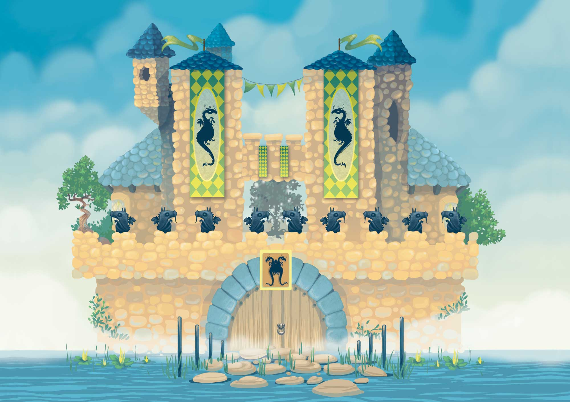 Carte Chateau