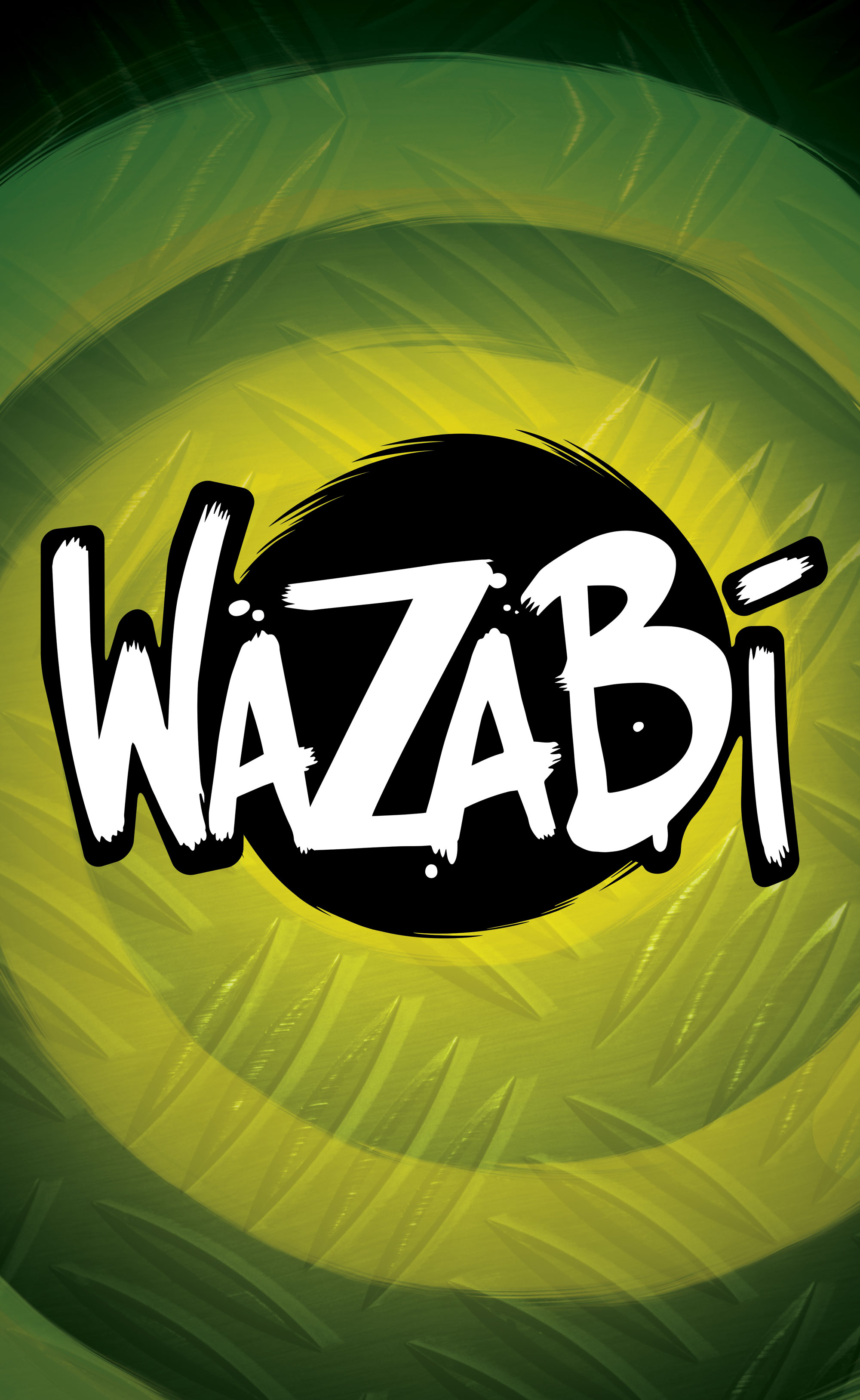 Verso de carte wazabi